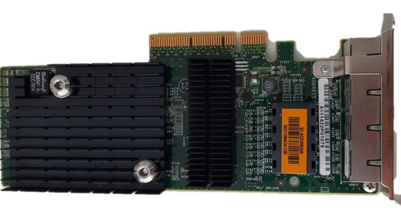 Placa De Rede Quad Sun Oracle Pci-e Utp Pn 511-1422-01