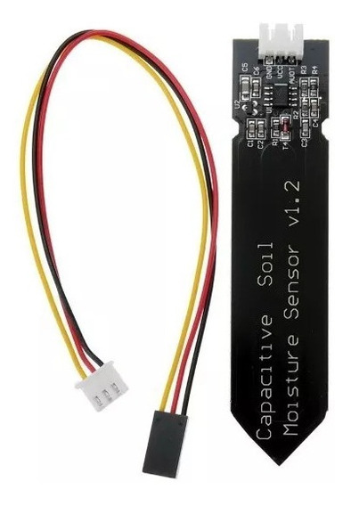 3x Sensor Capacitivo De Umidade Do Solo V1.2