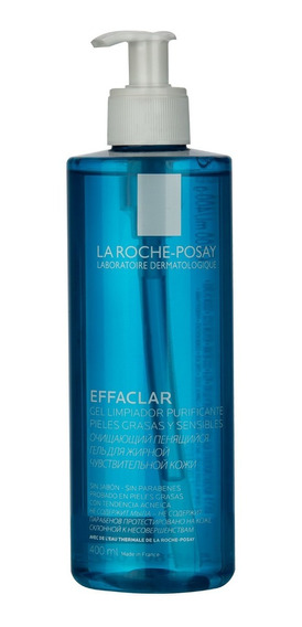 La Roche Posay Effaclar Gel Moussant Purificante X 400 Ml