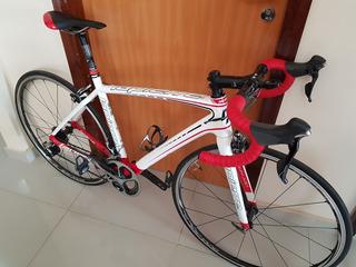 Bicicleta Speed Lapierre Sensium 100 Full Carbono Monocoque