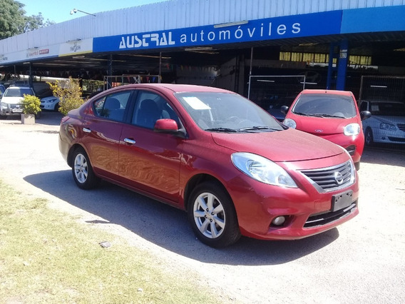 Nissan Versa Advance 2012 Impecable Estado Full