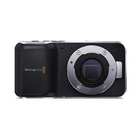 Kit Blackmagic Pocket Cc + Panasonic Lumix G Vario 14-140mm