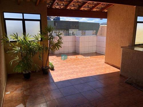 Cobertura 3 Quartos, 2 Suítes, 1 Vaga - Jardim Glória - Juiz De Fora - Co0089