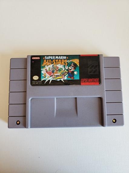 Super Mario All Stars Original
