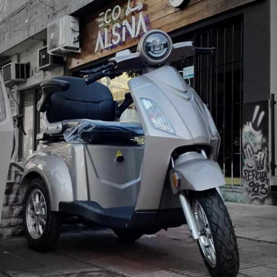 Triciclo Electrico Master S/licencia Conducir / Envío Gratis
