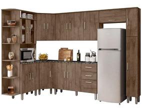 Projeto Móveis Planejados Cozinha | 3d | Plano De Corte