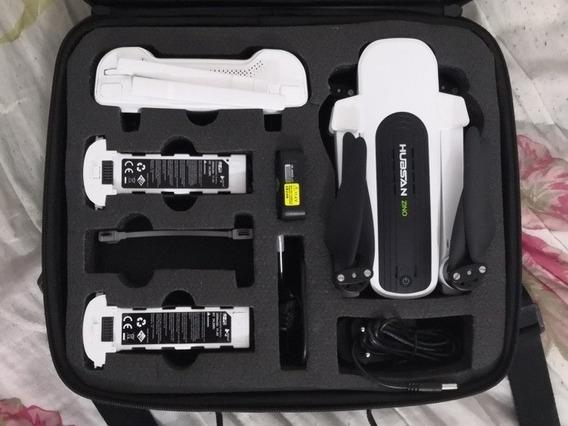 Drone Hubsan Zino H117s 2 Bateria +maleta Completo Acessorio