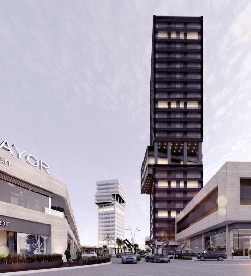 Oficinas En Renta En Torre Omega, Centro Mayor. Recta Y Zavaleta