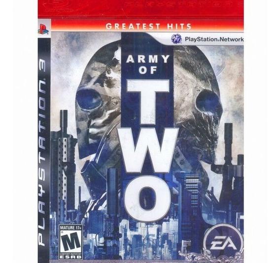 Army Of Two - Seminovo - Ps3