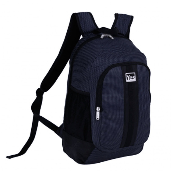 Mochila Para Notebook Premium Azul Yes Mc1516n