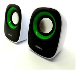 Parlante Mini Yx-q009 Speaker Pc Seisa Hifi