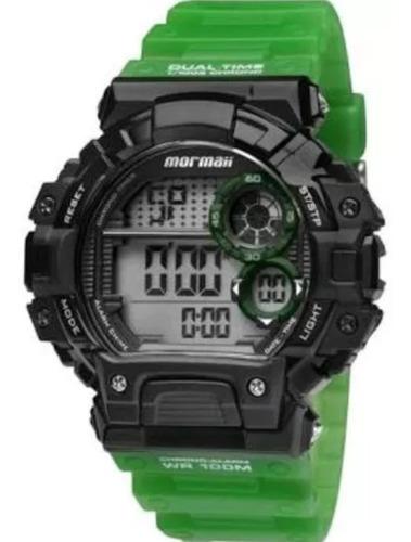 Relógio Masculino Mormaii Digital Esportivo Moyp13613/8v