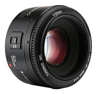 Lente Yongnuo 50mm F1.8 Enfoque Automático Para Canon