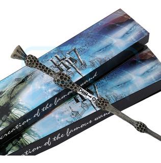 Varita Harry Potter Tamaño Real Caja De Lujo Qchvr