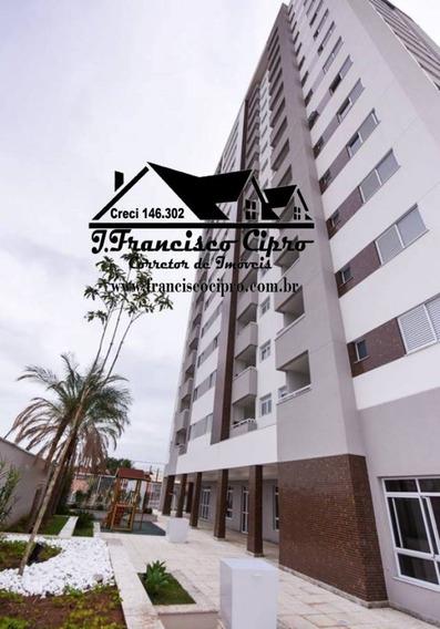 Apartamento A Venda No Bairro Vila São José Em Taubaté - - Ap177-1