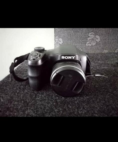 Câmera Sony H100 Usada