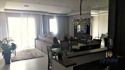 Apartamento Residencial À Venda, Jardim América, São José Dos Campos - Ap0046. - Ap0046
