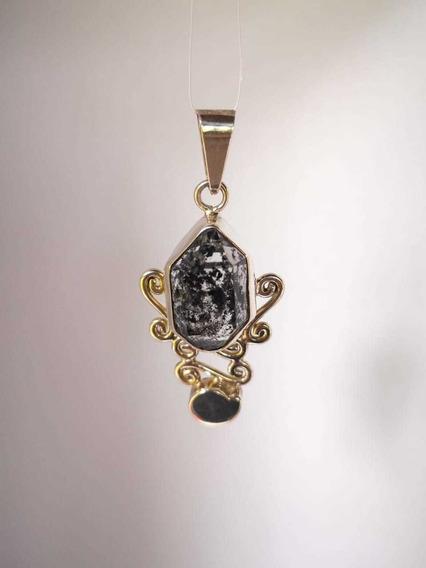 Dije Diamante Herkimer