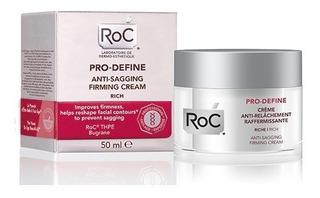 Roc Pro-define Crema Reafirmante X50 Ml Piel Firme Y Tensa