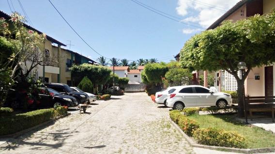 Casa Em Condomínio Na Messejana, 3 Quartos, Sala, Varanda