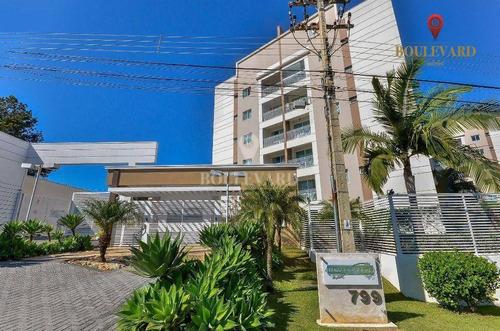 Imagem 1 de 26 de Apartamento No Piazza Maggiore, Com 3 Dormitórios À Venda Por R$ 398.000 - Pilarzinho - Curitiba/pr - Ap0384