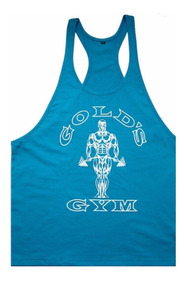 Tank Top Modelo Gold´s Gym Envio Gratis!!