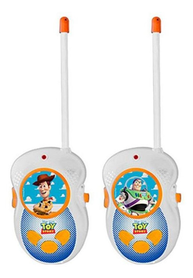 Walkie Talkie Toy Story 4 - Candide