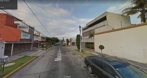 Casa Mariano Azuela Ciudad Satélite Remate Hip Fp Dx W