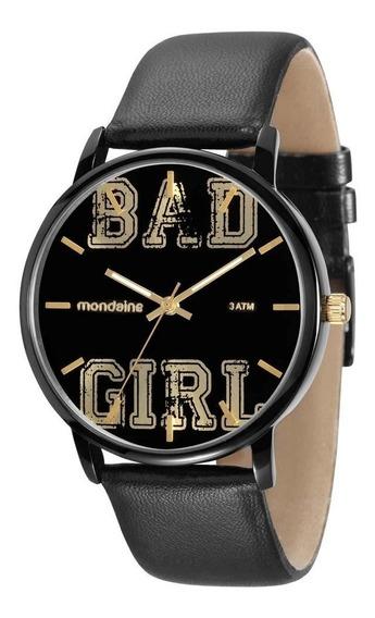 Relógio Mondaine Feminino- Promo 50% Off - Mod 76432lpmvph1