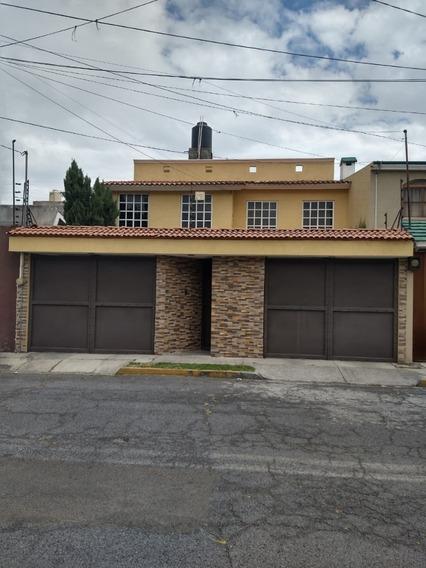 Renta Casa En Plazas De San Buenaventura, Toluca, Estado De México