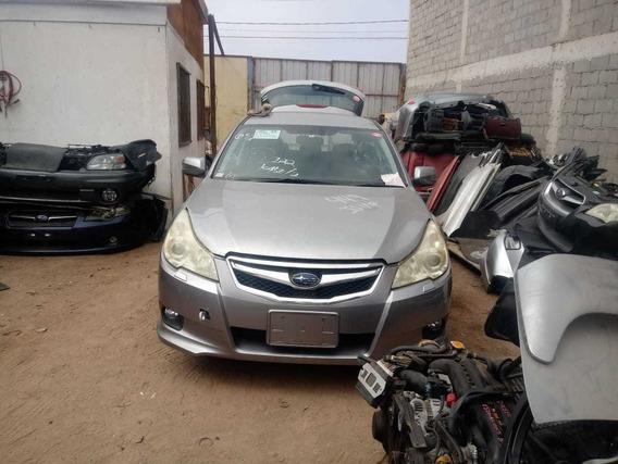 En Desarme Subaru Legacy Año 2012 Motor 2.0