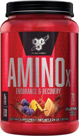 Bsn Amino X 70 Servicios 2.4 Lb (1.02 Kg) Aminoácidos