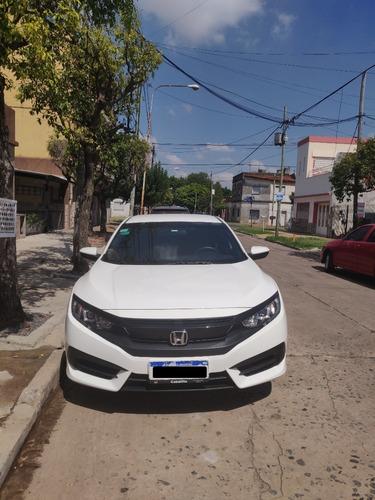 Honda Civic Ex 2017 40000 Km