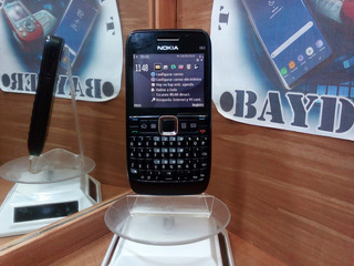 Nokia E62-3 Black ··· Envío Gratis···