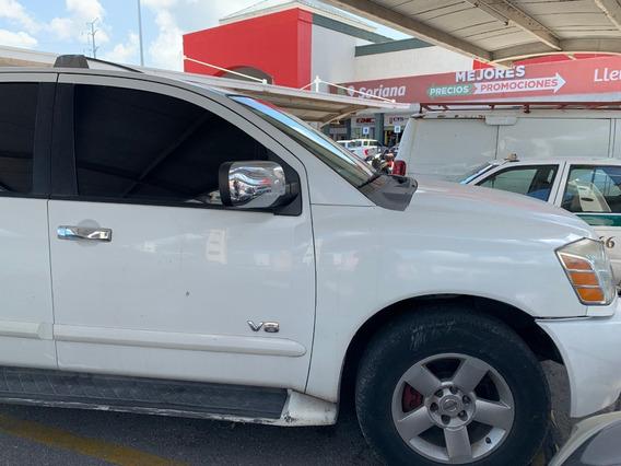 Nissan Armada Se V8 4x2 En 76 Mil A Tratar!!