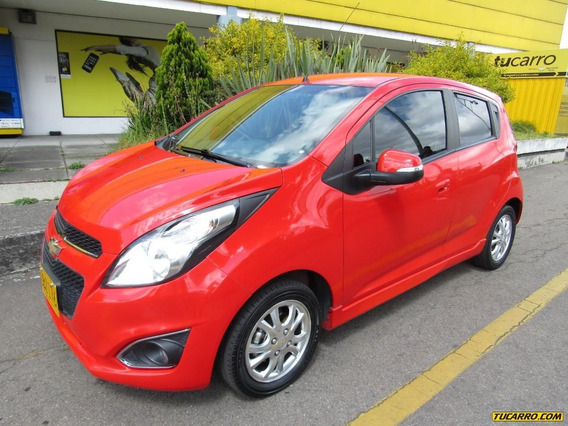 Chevrolet Spark Gt Ltz 1.2 Mecanico Hatch Back