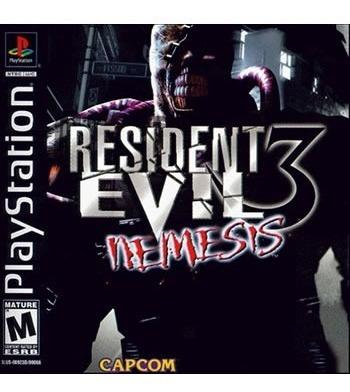 Resident Evil 3: Nemesis Patch Ps1 Fte Unic