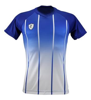 Camiseta Futbol Numerada Yakka Sublimada