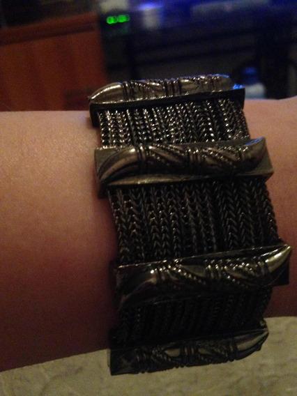 Bracelete Aço Da Zara