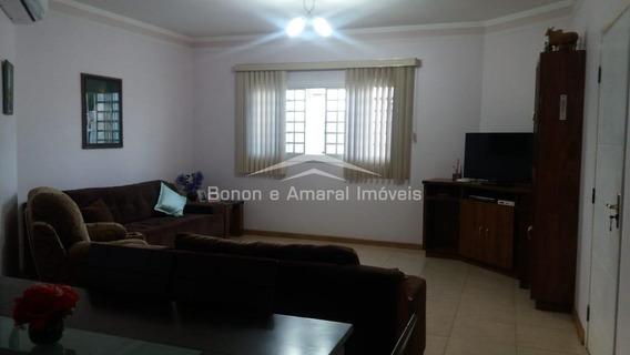 Casa À Venda Em Residencial Terras Do Barão - Ca009891