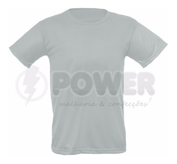 Lote Com 30 Camisas Para Sublimação Coloridas