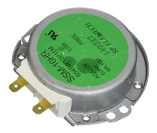 Motor De Placa Giratoria De Microondas Wb26x10154 Electrico