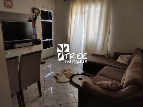 Venda Apartamento Condomínio Vilage A/u 49 M² Distribuídos Em 02 Dormitórios, Banheiro, Sala De Estar, Cozinha, Área De Serviço E 02 Vagas De Auto, Um - Ap00493 - 69666597