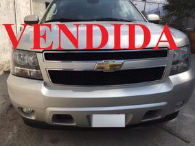 Chevrolet Suburban Color Plata 2010 Blindada Nivel V Plus