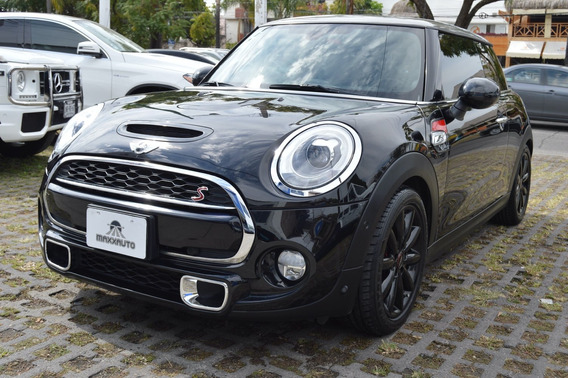 Mini Cooper S 2017 Hot Chili Negro