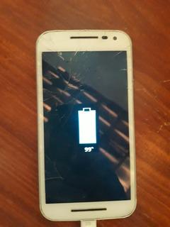 Celular Moto G3 Para Retirar Peças
