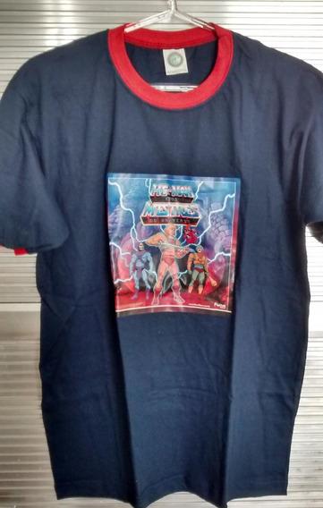 He-man E Os Mestres Do Universo - Camisa Tamanho G