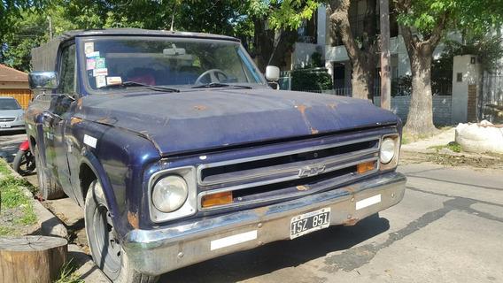 Chevrolet Brava Del 67