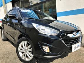 Hyundai Ix35 2.0 Gls Automática 2012 - Preta