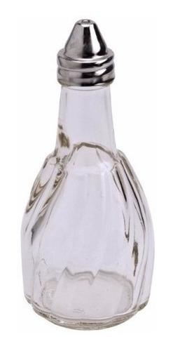 Aceitera O Vinagrera En Vidrio